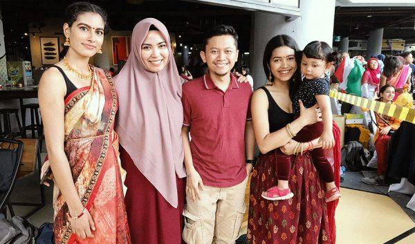 Snehaa Suresh, Andini Endah Pratiwi, and Zaki Fitria