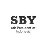 Logo of Susilo Bambang Yudhoyono (SBY): sixth president of Indonesia