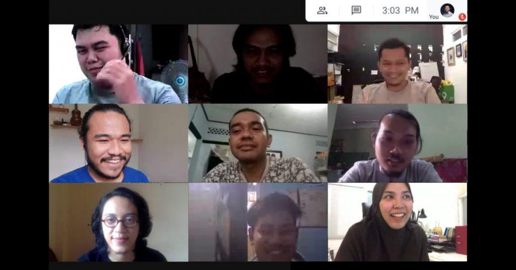 Hubton Full Team HR Training Via Google Meet